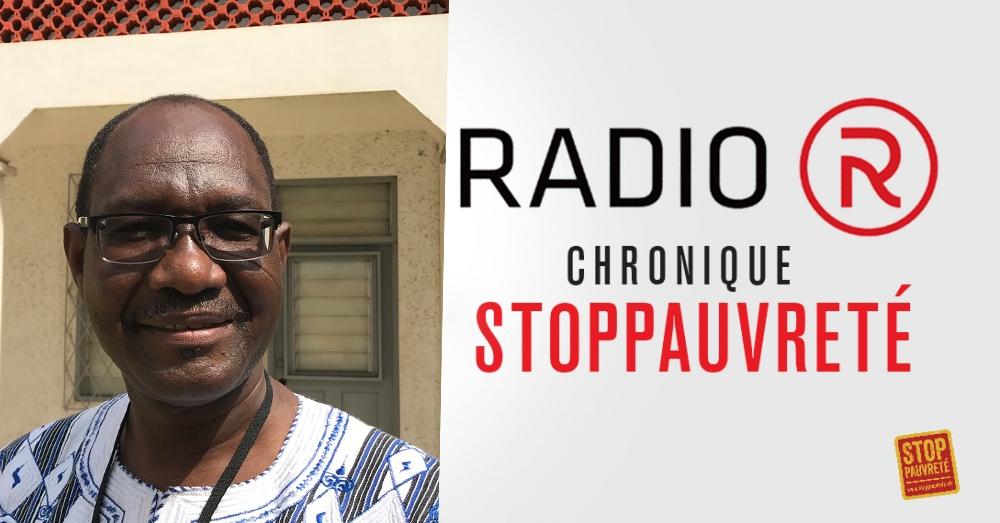 «Etienne Kiemdé, un directeur de radio partisan de la 'radio intégrale'», une chronique StopPauvreté/Radio R de Serge Carrel