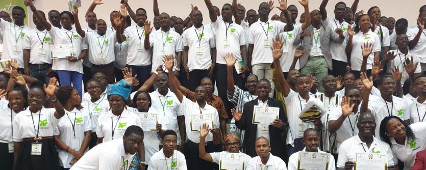 170 acteurs des médias confessionnels de l'Afrique francophone se forment à la « radio intégrale » à Lomé
