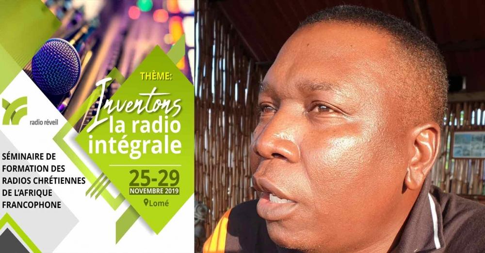 Pour le Camerounais Alphonse Teyabe, les journalistes des radios évangéliques d'Afrique francophone devraient devenir des «rebelles»!