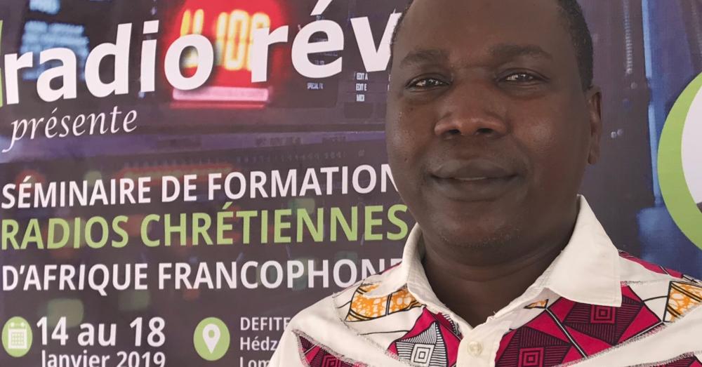 Pour Alphonse Teyabe, «30 pour cent de Jésus» sur les radios évangéliques d'Afrique francophone cela suffit!