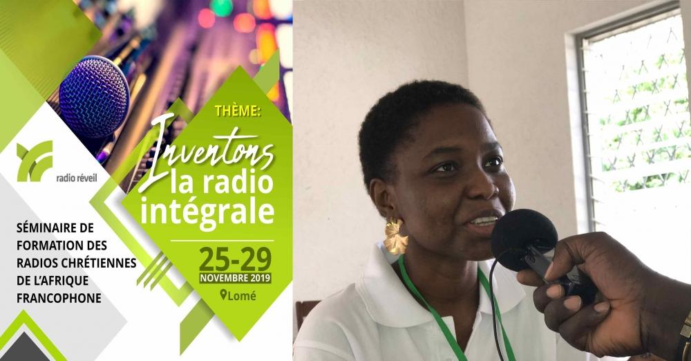 Dodji Juliette Kpessou reçoit le Prix d'encouragement François Sergy