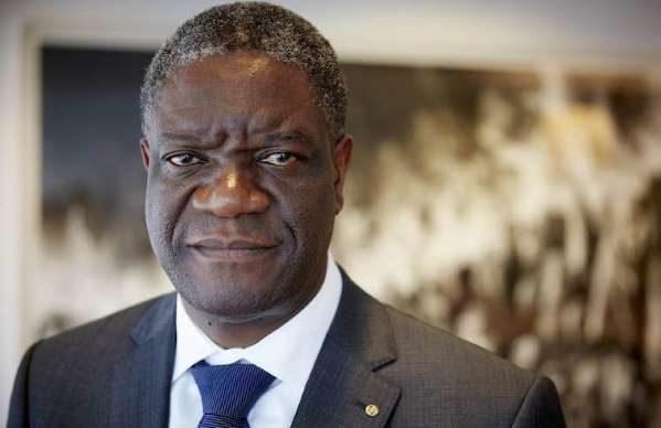 Congo: Le prix Nobel de la paix Denis Mukwege victime d'intimidations et de menaces de mort