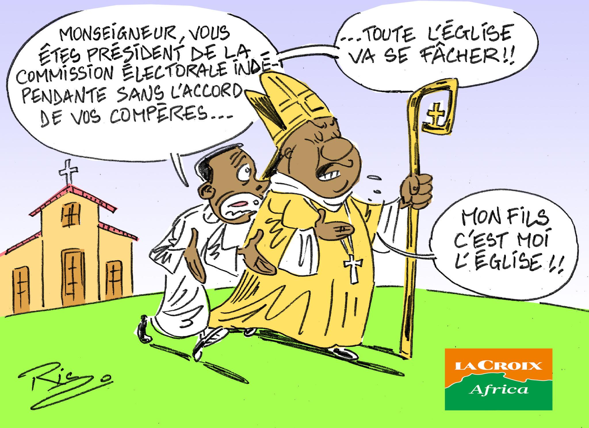 L'œil de Ric: Mandat de pouvoir civil ou politique et ministère sacerdotal sont-ils compatibles?