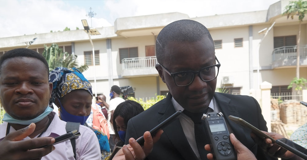 Lomé 3 : le Ministre de la Communication invite les journalistes des radios chrétiennes à l'excellence