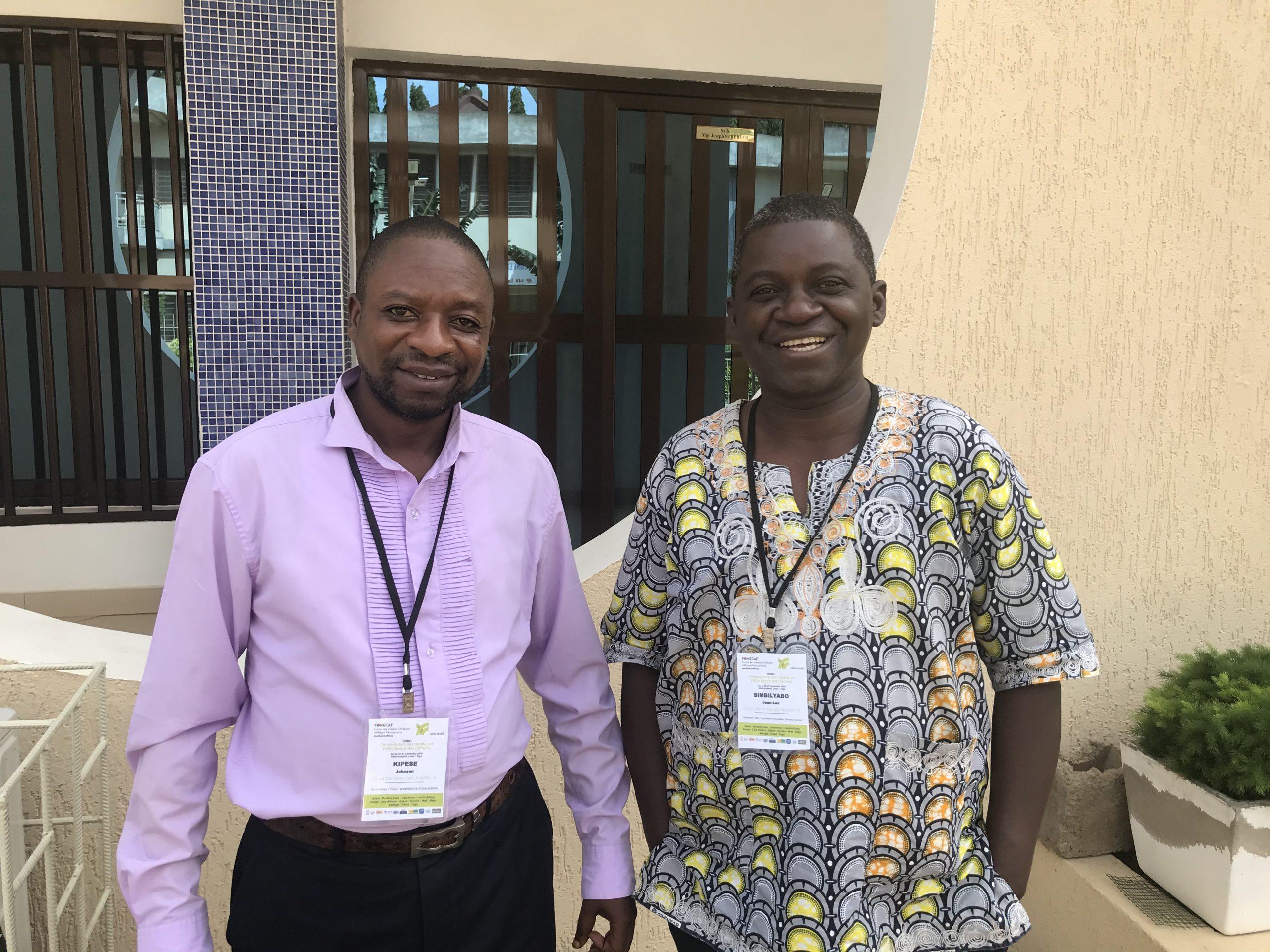 RDC : « Depuis Lomé 2, on m'appelle 'Papa Météo' »