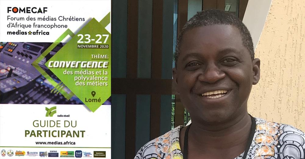 Lomé 3 : Jean-Luc Simbilyabo de RDC reçoit le Prix François Sergy