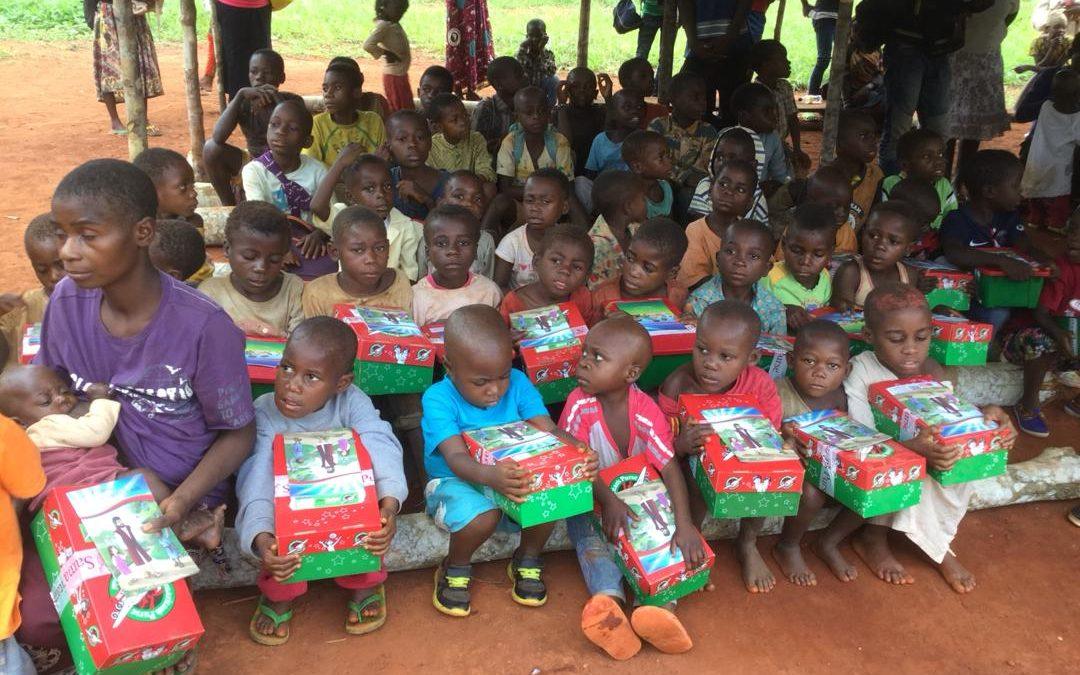 Opération « Enfant de Noel » au Cameroun: pour plus de 225'000 enfants en détresse en 2021
